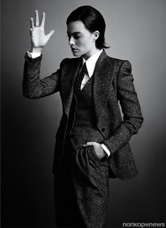 Зірка Загону самогубців знялася у яскравій фотосесії для Vogue - фото 332570