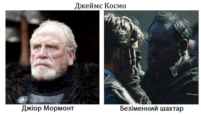 Гра престолів і Чорнобиль: 7 акторів, які знялися в обох серіалах - фото 332605