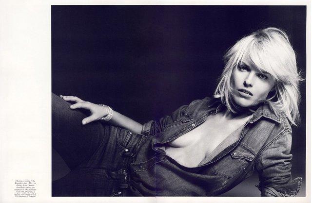 Моделі 90-х: як змінилася найсексуальніша чешка Єва Герцигова (18+) - фото 332678
