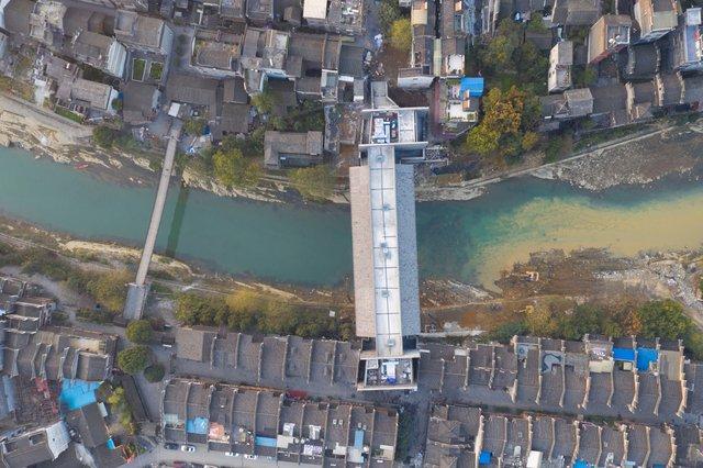 Як виглядає новий міст-музей у Китаї - фото 332732