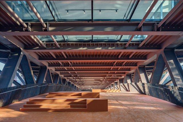 Як виглядає новий міст-музей у Китаї - фото 332733