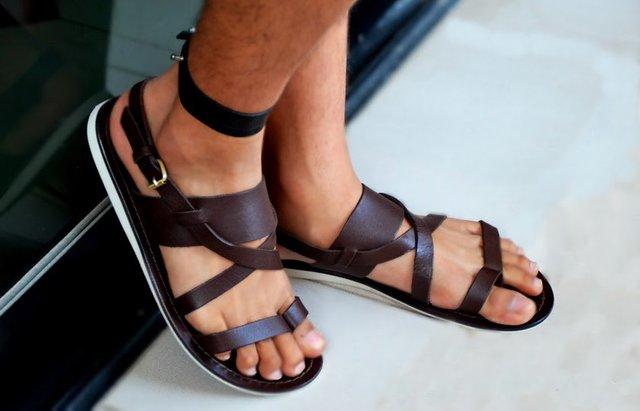 Чоловічі сандалі - фото 332960