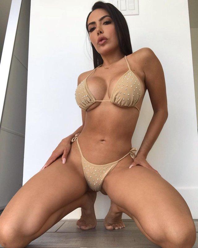 Дівчина тижня: гаряча та розкута латиноамериканська порнозірка Ліла Стар (18+) - фото 333019