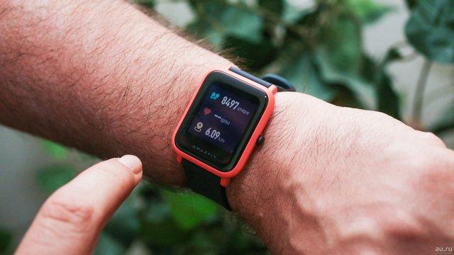 Amazfit Bip має GPS, але ця функція негативно впливає на автономність - фото 333122