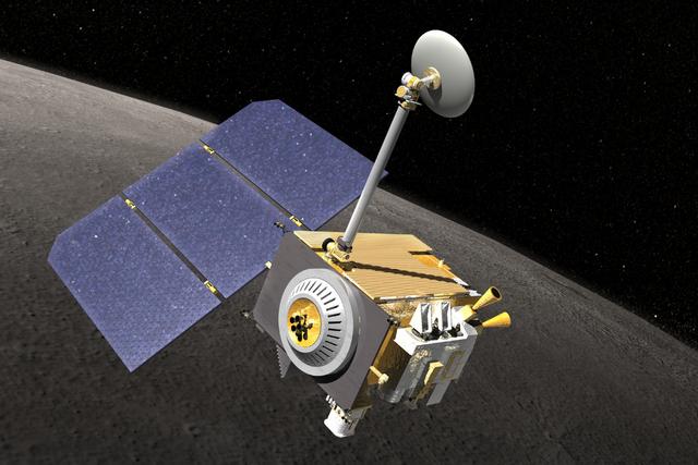 Lunar Reconnaissance Orbiter - фото 333133