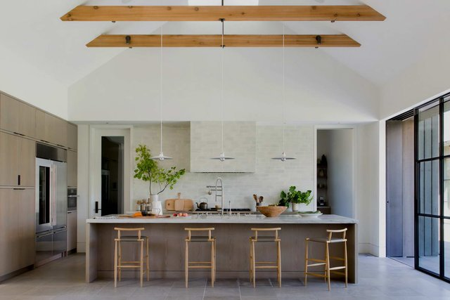 Як виглядає ідеальний дім для пари сучасних пенсіонерів: ефектні фото - фото 333165
