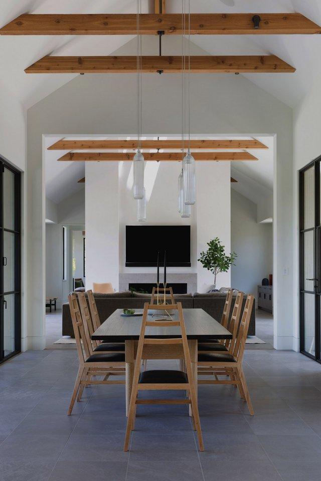 Як виглядає ідеальний дім для пари сучасних пенсіонерів: ефектні фото - фото 333172