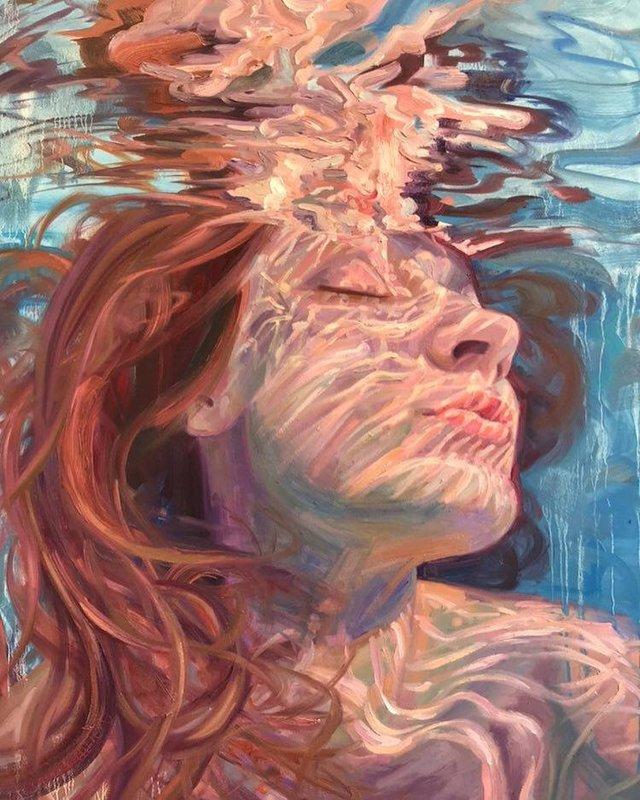 Жінки під водою: ці фото змусять вас затримати погляд - фото 333279