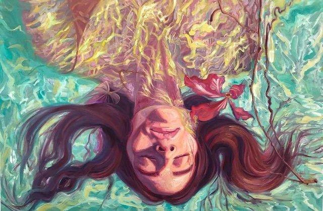 Жінки під водою: ці фото змусять вас затримати погляд - фото 333280