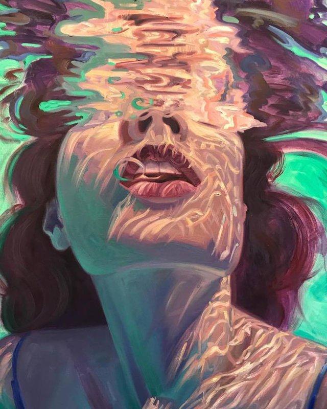 Жінки під водою: ці фото змусять вас затримати погляд - фото 333284
