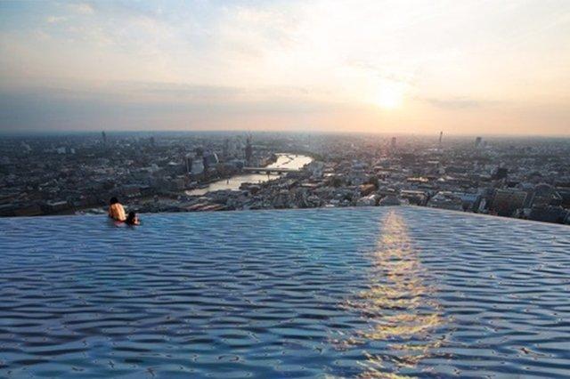 У Лондоні з'явиться унікальний хмарочос з басейном на даху - фото 333300