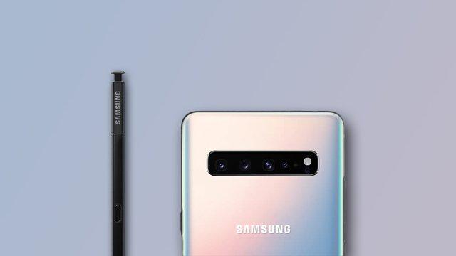 Samsung Galaxy Note10 з'явиться у двох версіях - фото 333393