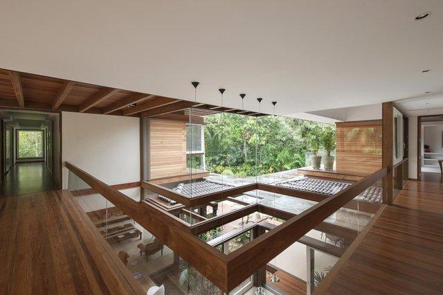 Архітектори створили розкішну тропічну віллу в Бразилії: фото - фото 333473