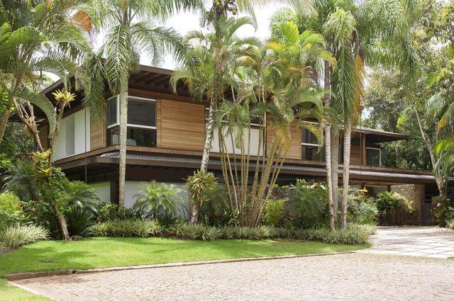 Архітектори створили розкішну тропічну віллу в Бразилії: фото - фото 333476
