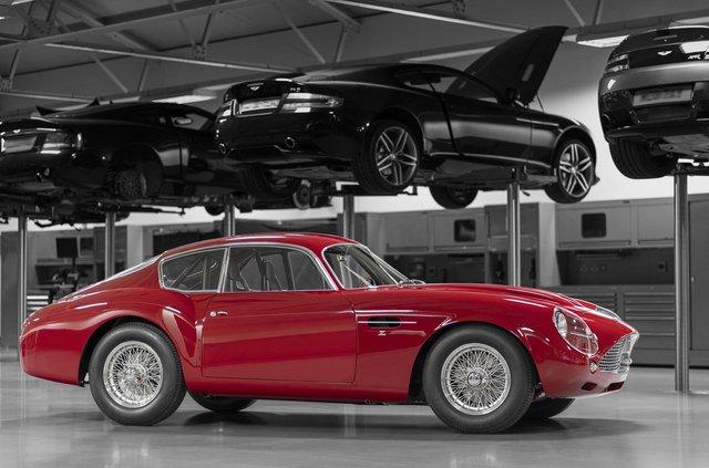 Aston Martin показав свій найдорожчий автомобіль - фото 333491