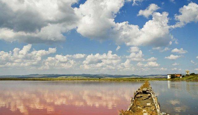 Атанасовське озеро - фото 333540