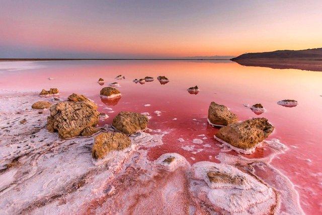 Солоні озера - фото 333541