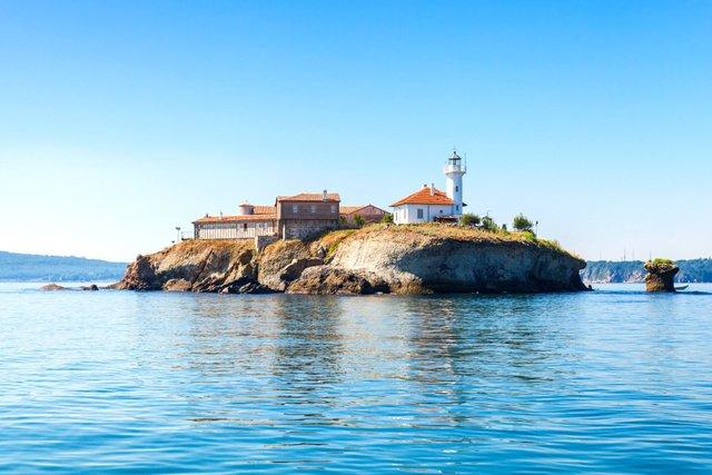Острів Св. Анастасії - фото 333549