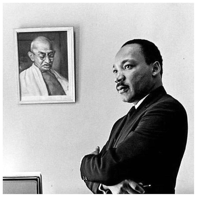 Мартін Лютер Кінг - фото 333550