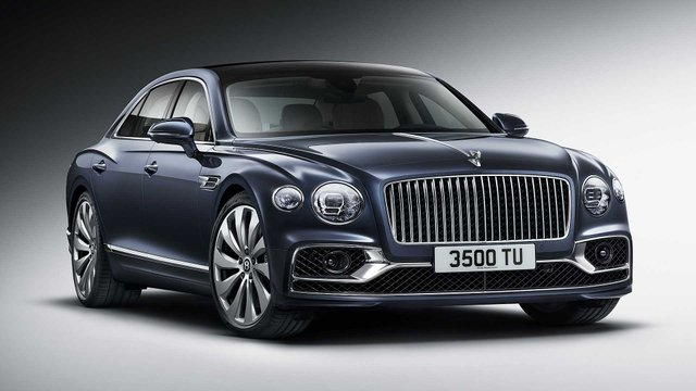 Bentley Flying Spur - фото 333597