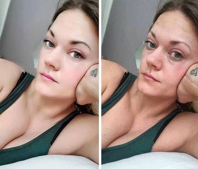 Ось, чому не варто вірити фото дівчат у соціальних мережах - фото 333605