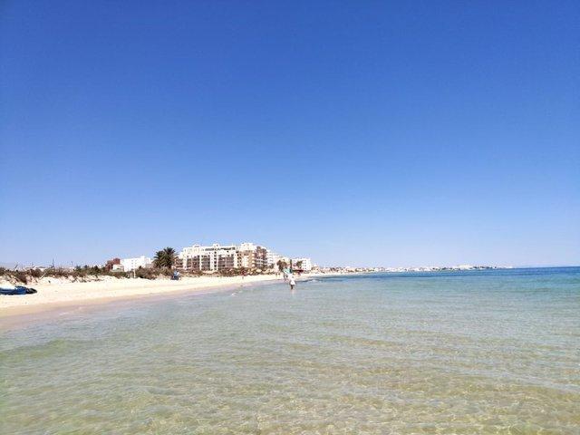 Пляж у місті Сусс - фото 333643