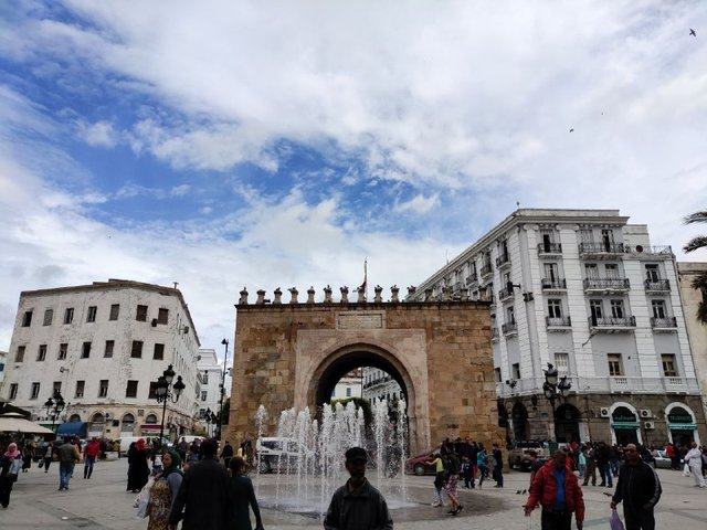 Медіна у столиці Туніс - фото 333650
