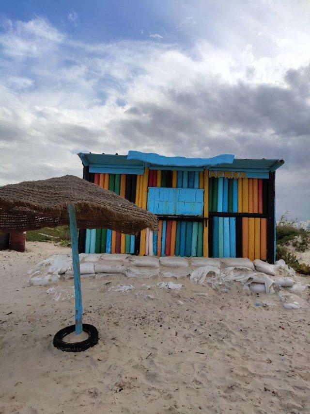 Пляж у місті Сусс - фото 333656