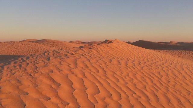 Пустеля Сахара в Тунісі - фото 333659