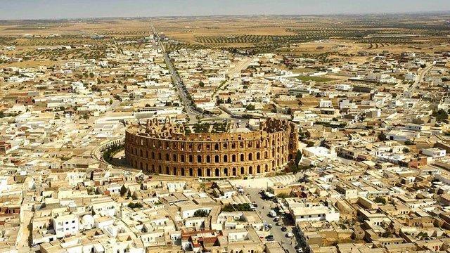 Колізей в Ель-Джемі - фото 333660
