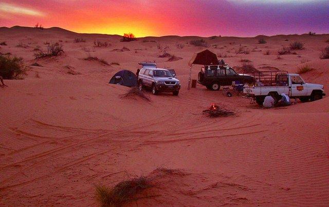 Пустеля Сахара в Тунісі - фото 333663