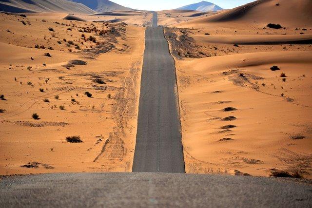 Пустеля Сахара в Тунісі - фото 333666