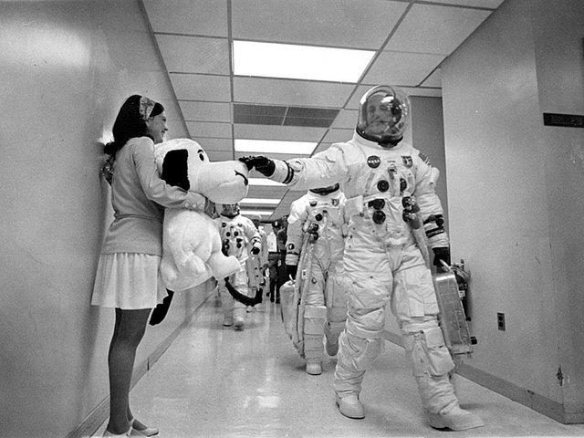 Місячний модуль названий на честь популярного героя мультфільмів - фото 333671