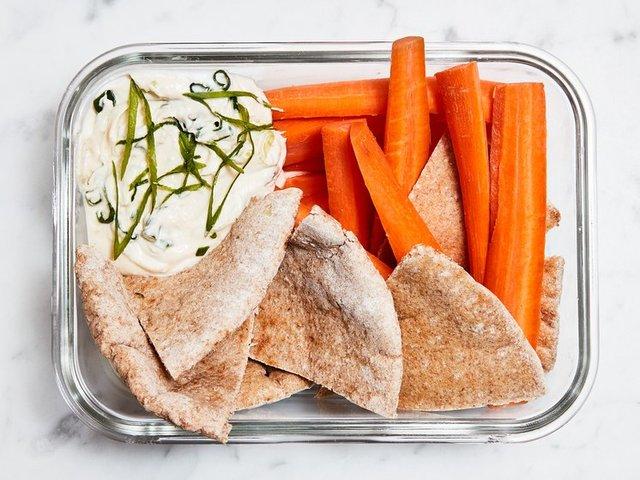 Морква та хумус замінять чіпси - фото 333760