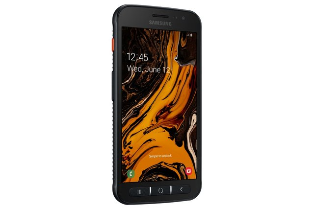 Samsung випустила захищений смартфон Galaxy XCover 4s - фото 333795
