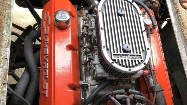 Авто оснастили 7,4-літровим двигуном - фото 333841