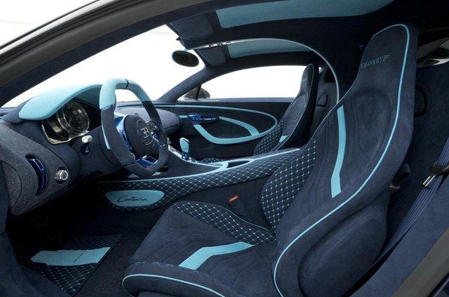Кастомний Bugatti Chiron виставили на торги: ціна вас вразить - фото 333865