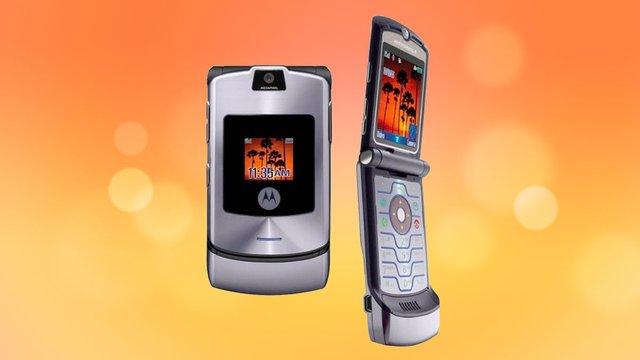 Motorola RAZR V3 – улюблений телефон мільйонів - фото 333931