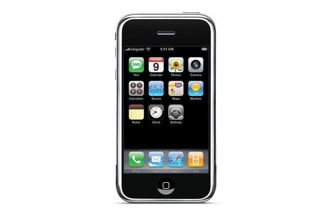 З цього iPhone усе починалося - фото 333932
