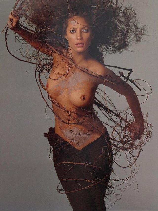 Моделі 90-х: як змінилася гаряча американка Крісті Тарлінгтон (18+) - фото 333961