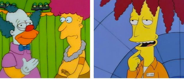Як змінилися герої улюбленого мультика Сімпсони: тоді і зараз - фото 334001