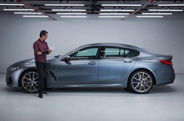 BMW 8 серії покажуть наприкінці червня - фото 334049