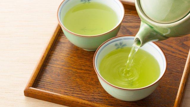 Влітку корисно пити зелений чай - фото 334064