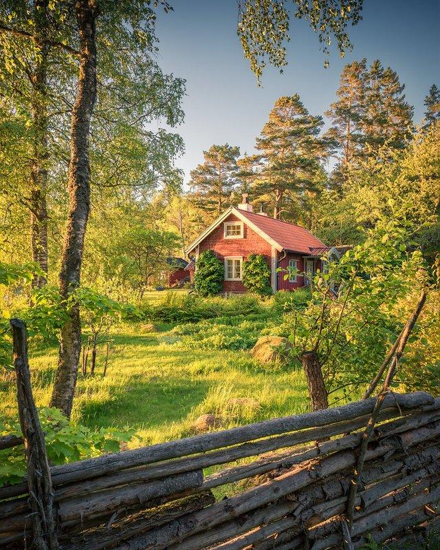 Захоплива подорож Швецією у яскравих фото - фото 334184