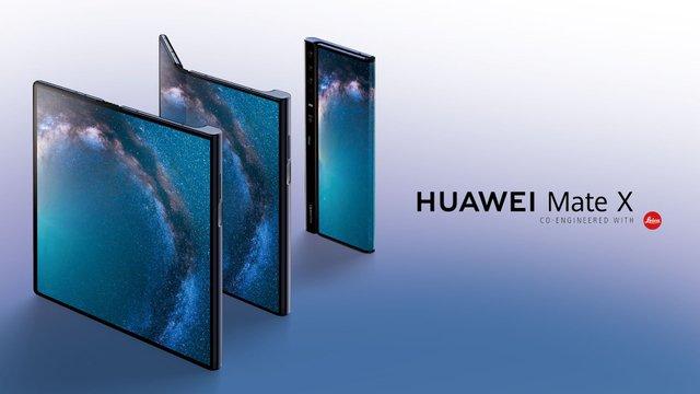 Huawei Mate X покажуть у вересні цього року - фото 334344
