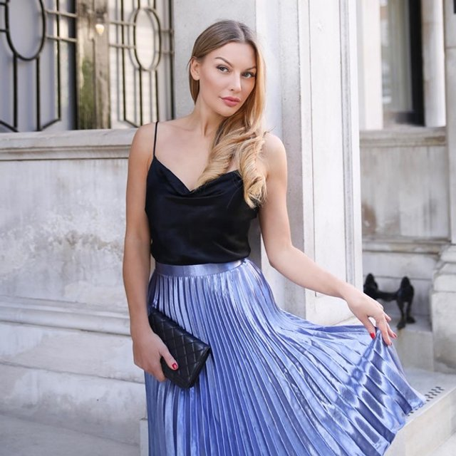 Блогерка зі Швеції розповіла, який одяг приваблює багатіїв - фото 334355