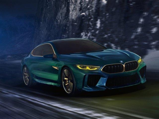 У концерні справжнім суперкаром вважають BMW M8 - фото 334854