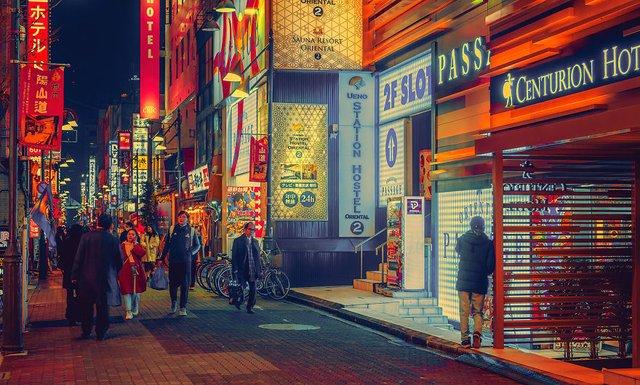 Фотограф показав, як його змінила Японія: захопливі кадри - фото 334927