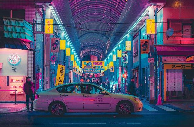Фотограф показав, як його змінила Японія: захопливі кадри - фото 334928