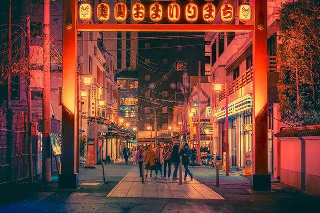 Фотограф показав, як його змінила Японія: захопливі кадри - фото 334931